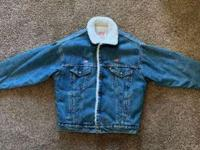 Ginuwine Levi jacket made in U.S.A. -M-Ginuwine Levi