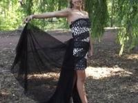 GIOVANI Prom/Pageant Dress for sale. $300.00. Original