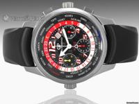 Features Chronograph Case Details 43 mm GP Aluminum