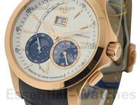 This is a Girard Perregaux, Traveller Big Date with