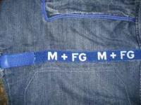 Girbaud jeans size 42 mens. great condition. blue jeans