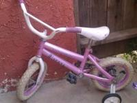 Girl bicycle needs air on tires $8 call  // //]]>