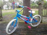 GIRL BIKE SEA STAR GREAT CONDITION FOR MORE INFO PLEASE