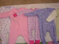 girl clothes sizes 12m-18m, just a few 6-12m and 9m. 10
