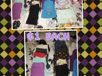 I have 30 pairs of 2T clothing all for 25 seperate $1