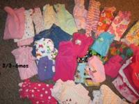 Lot of Newborn and 0-3 Months clothing - ASKING $20 -10