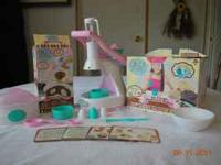Girl Gourmet Cupcake Maker Deluxe Set You can buy the