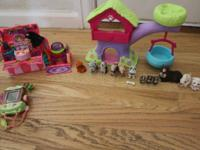 -6 Teeniest Tiniest Littlest Pet Shop House. -12