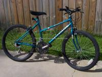 Girl?s 24? RoadMaster ?Break Free? MTB 15 Speed