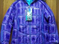 Girl's 3-in-1 systems jacket New with tags Retail $150