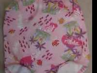Pink Aloha Swimsuit Size 2T Never Worn Excellent
