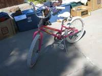 "Girl's 20"" Trek Bicycle $20 Great Conditon  Location:"