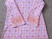 pink&orange GAP $7 Aloha scarf dress by YOUNGLAND $8