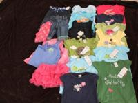 Selling three lots of girls summer clothes size 2T Lot