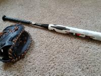 Like brand-new, excellent condition DeMarini CF Series