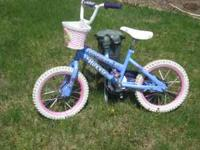 Used girls bike--Huffy Dream in good condition, but the
