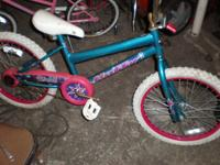 3 bike not photoed are 20 inch Huffy $35 call after 5PM
