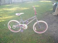 "GIRLS 20"" PURPLE HUFFY ONLY $20"