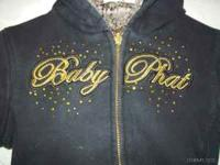 This is a new with out tag girls baby phat jacket size