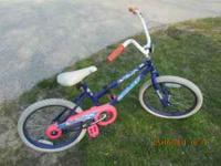 "20"" Bike - good condition call  Location: Slinger"