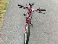 Great Condition Bike For Girls Price:100$ Email ME or