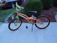 Girls bike $15.  or email Location: Midland