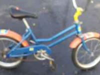 "16"" girls bike, or  Location: miamisburg, ohio"
