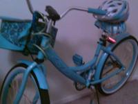 Almost new #bike for sale insulated basket,