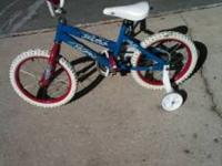 Girls Huffy bike in excellent condition $30.00 call