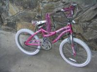 "I have a HUFFY SEA STAR 16""...$25 WITH TRAINNING"