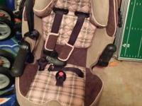 Girls toddler carseat