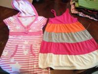 Total girl size 7-8 and limited -too size 7girlsThis ad