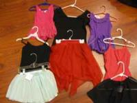 Find adorable girls dance wear at the Green Monkey! We
