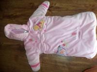 I have for sale a beautiful, soft winter coverall