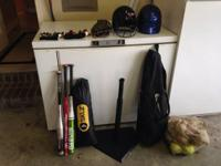Girls Fastpitch gear, great for beginners.   Worth