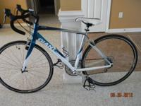 I have a Girls Giant -Avail road bike for sale. I
