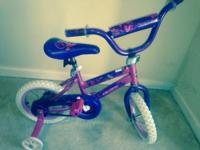 Selling a lightly utilized Girls Huffy bike. It is pink