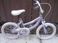 GOOD USED BIKE, ONLY NEGATIVE IT DOESN'T HAVE A KICK