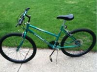 I have a Murray Girls Mountain bike in good condition