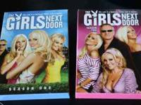 I am selling seasons 1 & 2 of the Girls Next Door! The