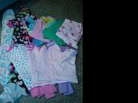 23 piece lot of pajamas, size 3T.  All in great shape,