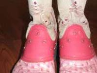 These cowgirl boots are simply adorable! Definitely a