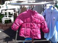 Girls winter coat size 24 months for sale. Great