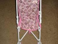 I have a girls play stroller that im selling for a