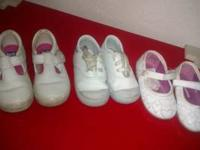 Girls shoes size two size 6 one 5.5 Toddler The middle