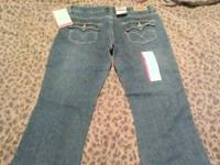 i have a brand new pair of GIRLS size 12 regular LEVIS