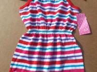 "Girls Sunsuit Size: 6X Height: 47-1/2""-49"" Chest:"