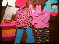 I have a HUGE Girls sized 2T lot ... TONS of Pajamas,