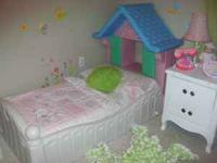 i have a real cute toddler bed it s called STORY BOOK