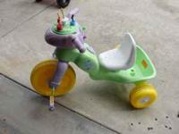 This is a nice tricycle, only rode a couple times,